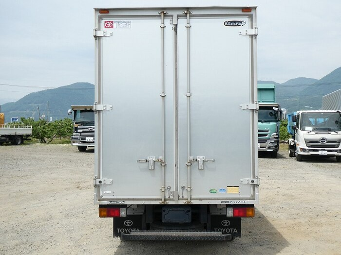 トヨタ ダイナ 小型 アルミバン サイドドア TKG-XZU605|画像3