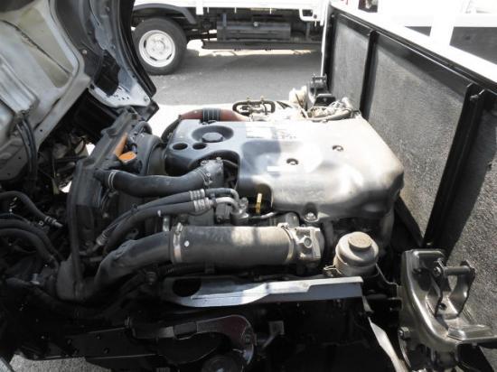 いすゞ エルフ 小型 平ボディ 床鉄板 SKG-NJR85A 画像7
