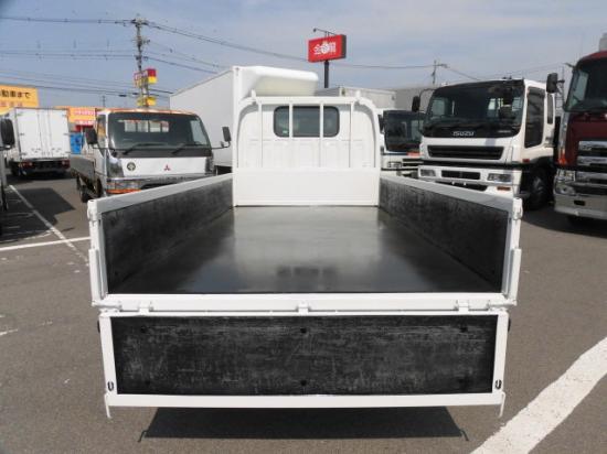 いすゞ エルフ 小型 平ボディ 床鉄板 SKG-NJR85A 画像4