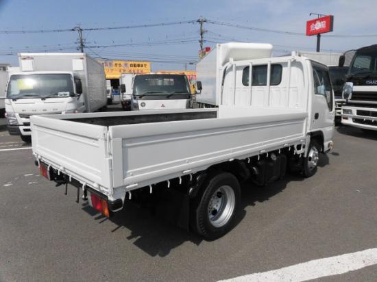 いすゞ エルフ 小型 平ボディ 床鉄板 SKG-NJR85A 画像2