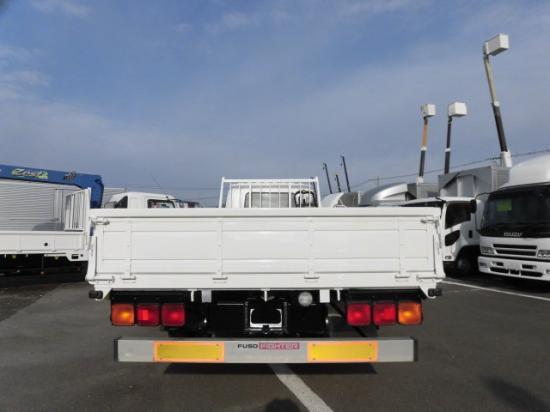 三菱 ファイター 中型 平ボディ ベッド PDG-FK62FZ|トラック 背面・荷台画像 トラック市掲載