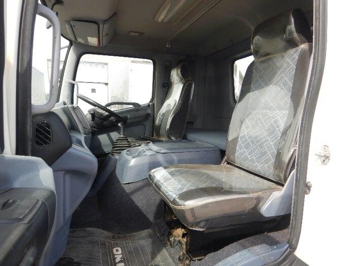 日野 レンジャー 中型 平ボディ 床鉄板 アルミブロック|駆動方式 2WD トラック 画像 リトラス掲載