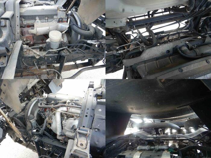 いすゞ フォワード 中型 タンク車 バキューム PB-NRR35C3|車検  トラック 画像 キントラ掲載