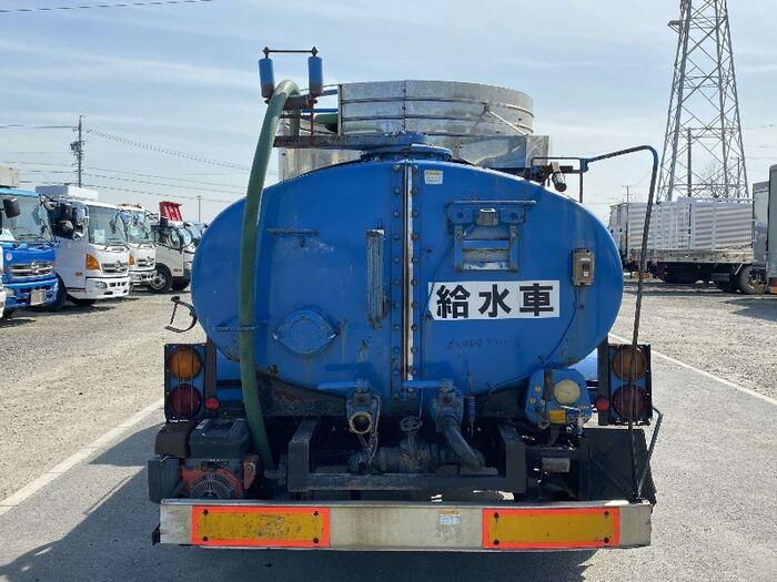 いすゞ エルフ 小型 タンク車 給水車 PA-NPR81N 画像3