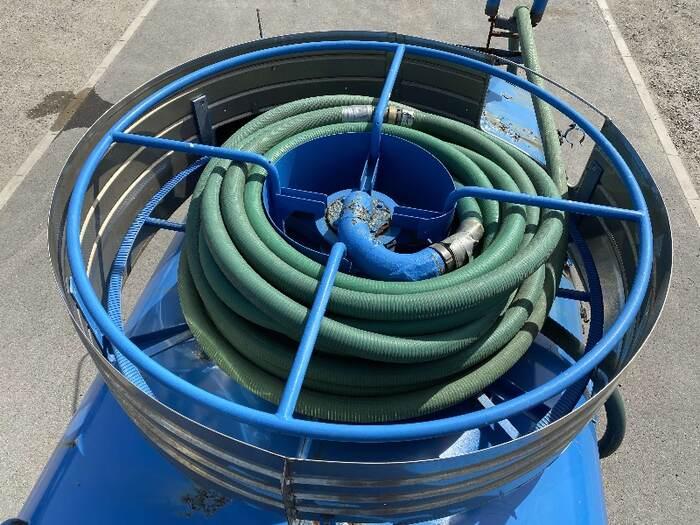 いすゞ エルフ 小型 タンク車 給水車 PA-NPR81N 画像10
