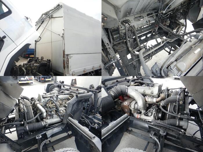 日産UD コンドル 中型 ウイング 幌ウイング ベッド|シフト MT6 トラック 画像 ステアリンク掲載