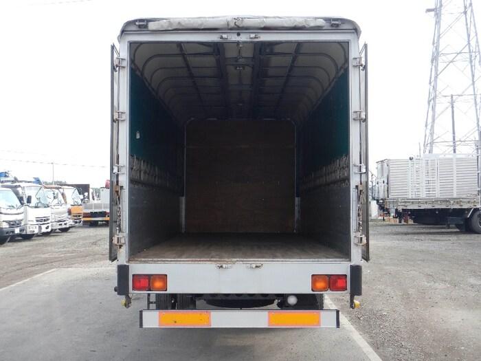 日産UD コンドル 中型 ウイング 幌ウイング ベッド|走行距離 24.6万km トラック 画像 トラックランド掲載