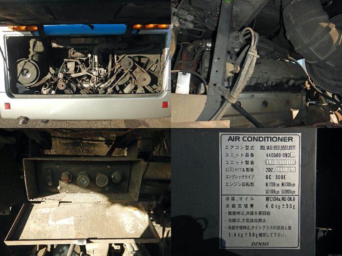 日産UD その他 大型 バス 観光バス KL-RA552RBN シフト MT6 トラック 画像 ステアリンク掲載
