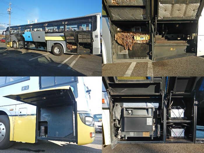 日産UD その他 大型 バス 観光バス KL-RA552RBN 車検  トラック 画像 キントラ掲載