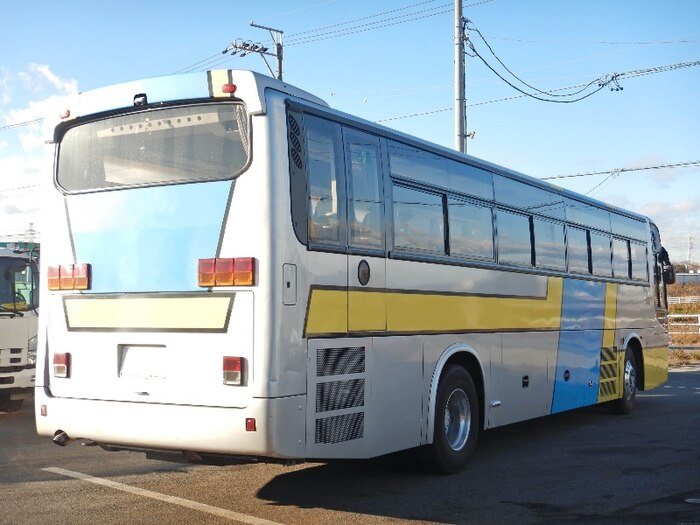 日産UD その他 大型 バス 観光バス KL-RA552RBN トラック 右後画像 リトラス掲載