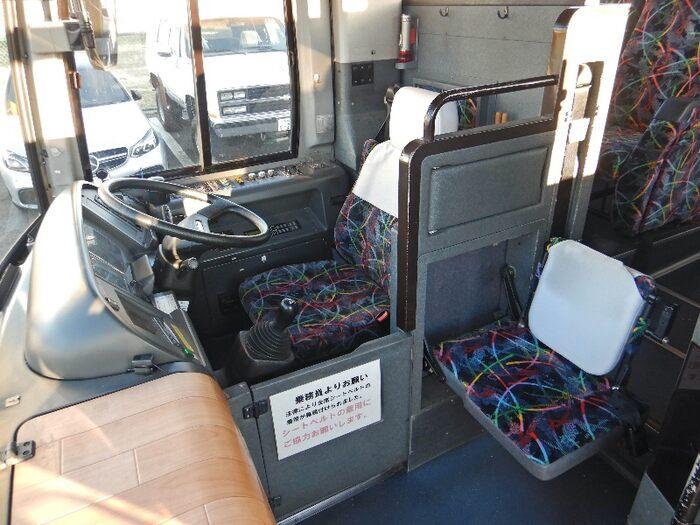 日産UD その他 大型 バス 観光バス KL-RA552RBN フロントガラス トラック 画像 トラック王国掲載