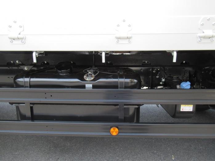 三菱 ファイター 中型 平ボディ アルミブロック ベッド|画像12