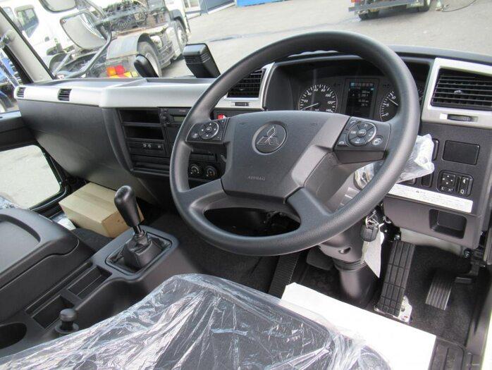 三菱 ファイター 中型 平ボディ アルミブロック ベッド|架装 パブコ トラック 画像 トラックバンク掲載