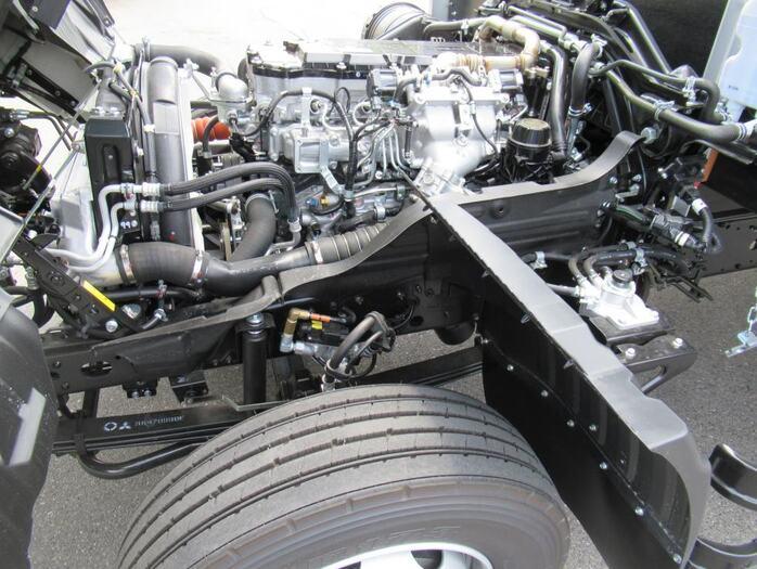 三菱 ファイター 中型 平ボディ アルミブロック ベッド|年式 unknown トラック 画像 トラックサミット掲載