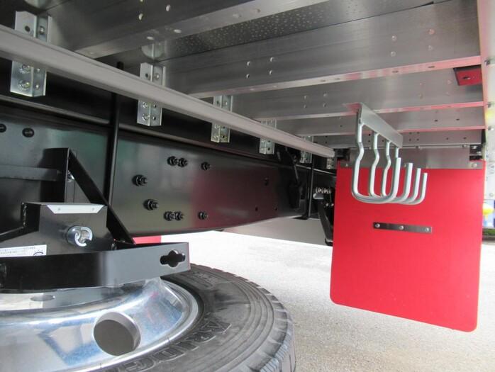 三菱 スーパーグレート 大型 ウイング ハイルーフ エアサス|リサイクル券 13,480円 トラック 画像 トラック市掲載
