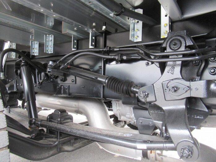 三菱 スーパーグレート 大型 ウイング ハイルーフ エアサス|駆動方式 8x4 トラック 画像 リトラス掲載