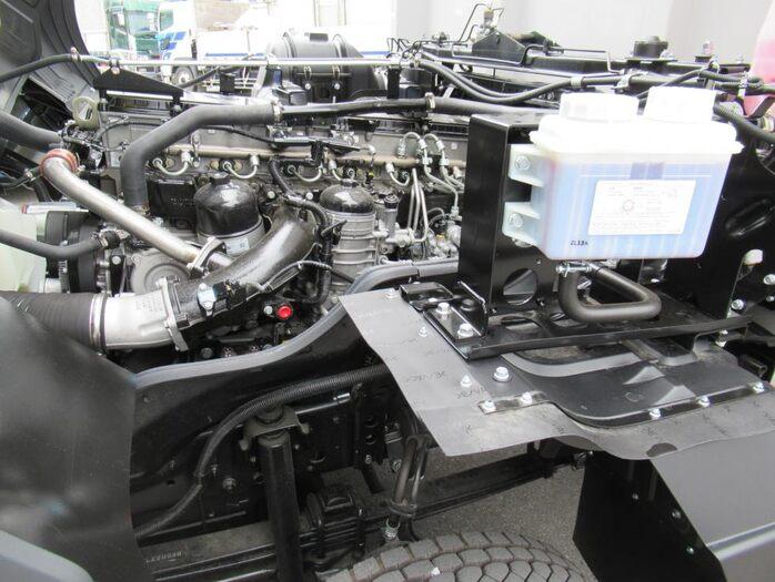 三菱 スーパーグレート 大型 ウイング ハイルーフ エアサス|架装 フルハーフ トラック 画像 トラックバンク掲載