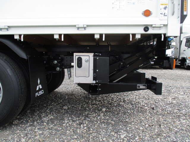 三菱 キャンター 小型 クレーン付 パワーゲート 4段|画像16