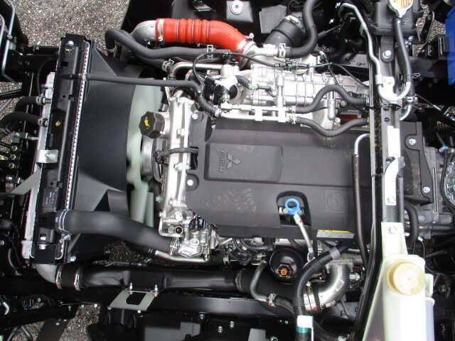 三菱 キャンター 小型 クレーン付 4段 ラジコン|画像14