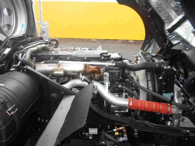 三菱 ファイター 中型 ダンプ ローダー コボレーン|画像13