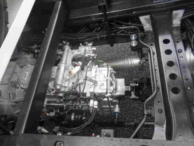 三菱 ファイター 中型 ダンプ ローダー コボレーン|画像18