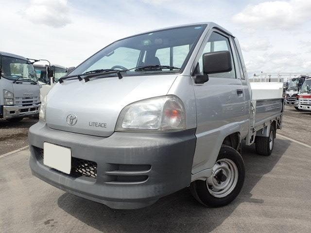 トヨタ ライトエース 小型 平ボディ パワーゲート GK-KM75|画像1
