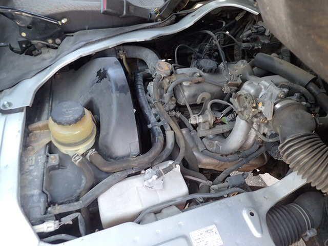 トヨタ ライトエース 小型 平ボディ パワーゲート GK-KM75|画像9
