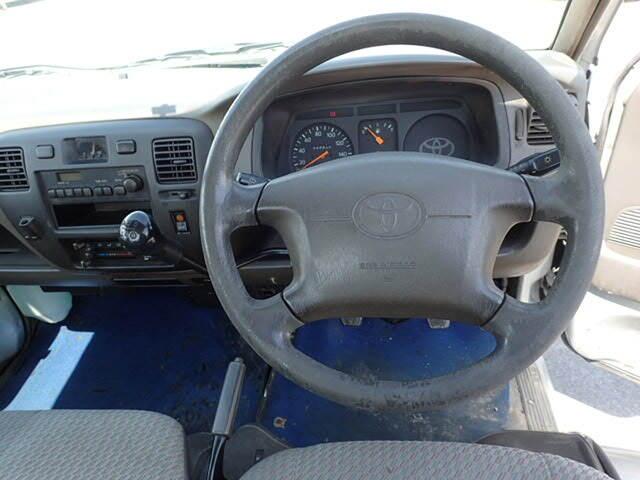 トヨタ ライトエース 小型 平ボディ パワーゲート GK-KM75|画像6