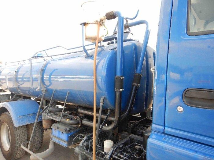 いすゞ フォワード 中型 タンク車 バキューム KK-NRR35C3|積載 3.7t トラック 画像 ステアリンク掲載