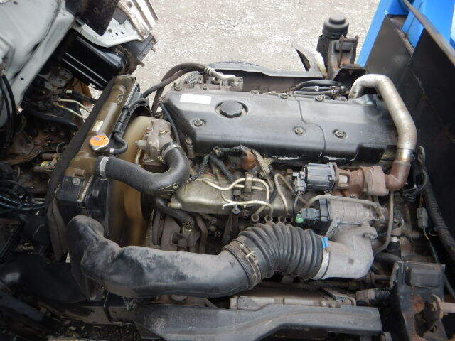 いすゞ エルフ 小型 高所・建柱車 高所作業車 KR-NKR81E3N 画像7