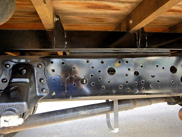 日野 レンジャー 中型 平ボディ パワーゲート ベッド|シフト MT6 トラック 画像 ステアリンク掲載