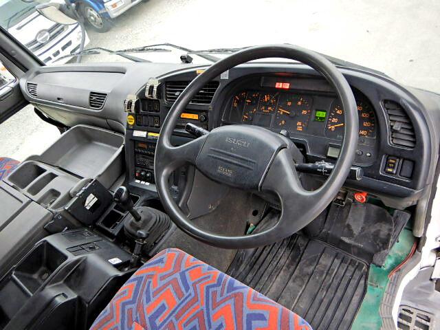 いすゞ ギガ 大型 クレーン付 4段 ラジコン|車検  トラック 画像 キントラ掲載