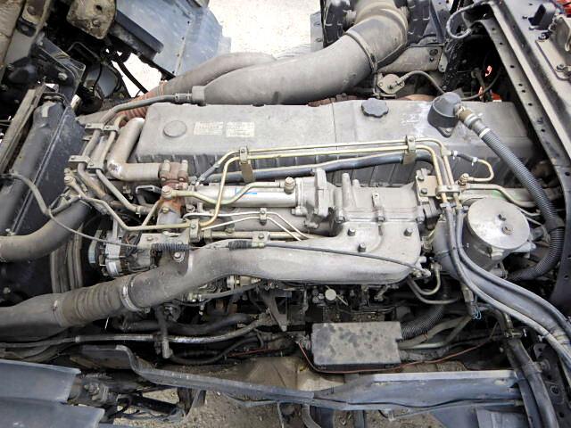 いすゞ ギガ 大型 クレーン付 4段 ラジコン|積載 11.5t トラック 画像 ステアリンク掲載