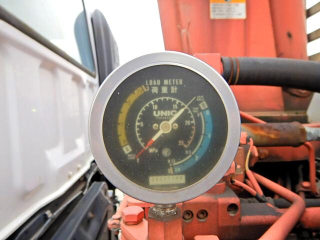 いすゞ ギガ 大型 クレーン付 4段 ラジコン|走行距離 40.6万km トラック 画像 トラックランド掲載