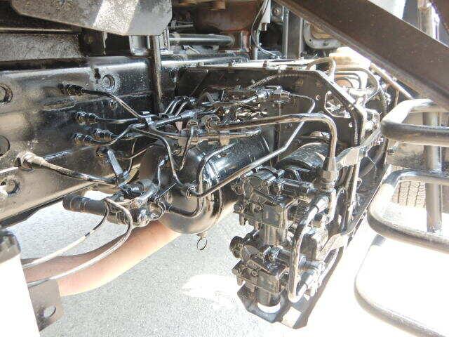 いすゞ フォワード 中型 クレーン付 アルミブロック エアサス 画像14