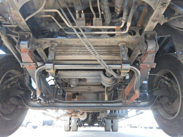 いすゞ フォワード 中型 クレーン付 アルミブロック エアサス 画像16
