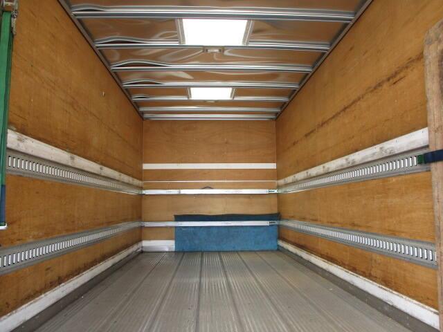 いすゞ フォワード 中型 アルミバン パワーゲート ベッド|画像4
