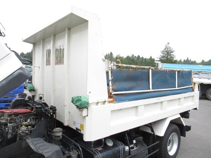 日野 レンジャー 中型 ダンプ コボレーン TKG-FC9JCAP 車検  トラック 画像 キントラ掲載