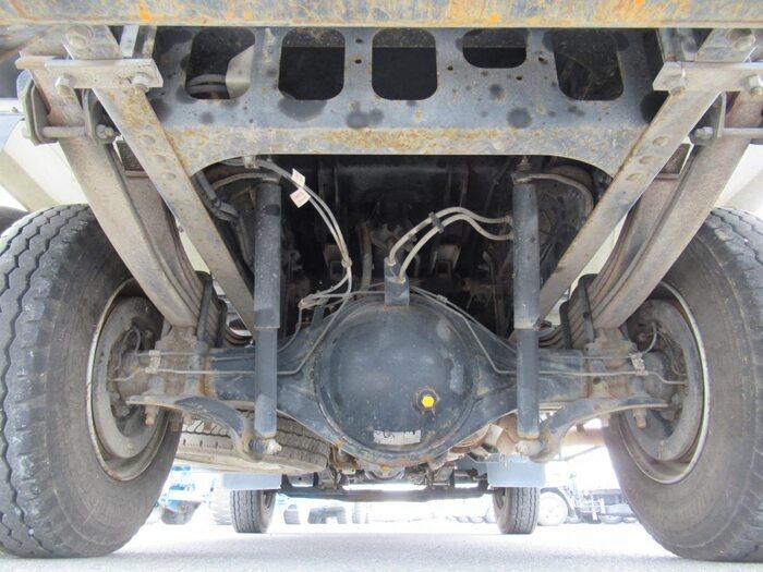 日野 レンジャー 中型 ダンプ コボレーン TKG-FC9JCAP 荷台 床の状態 トラック 画像 トラックサミット掲載
