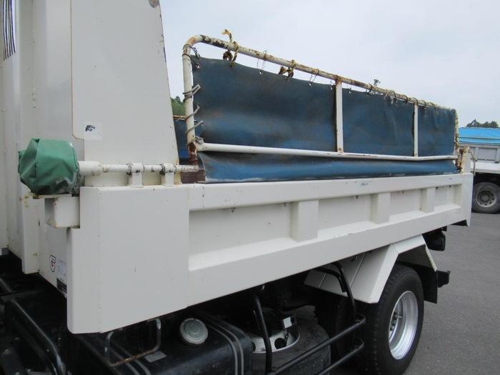 日野 レンジャー 中型 ダンプ コボレーン TKG-FC9JCAP シフト MT6 トラック 画像 ステアリンク掲載