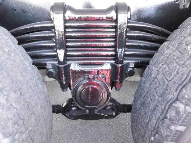 いすゞ ギガ 大型 平ボディ 床鉄板 アルミブロック|画像16