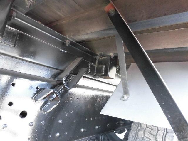 いすゞ ギガ 大型 平ボディ 床鉄板 アルミブロック|画像17