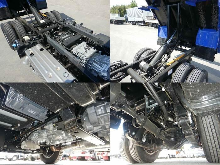 三菱 キャンター 小型 ダンプ 強化 TPG-FDA60|積載 2.95t トラック 画像 ステアリンク掲載