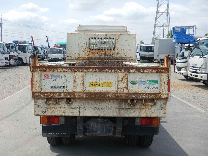 トヨタ ダイナ 小型 ダンプ ローダー コボレーン|トラック 背面・荷台画像 トラック市掲載