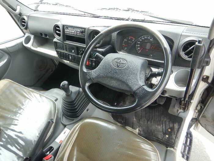 トヨタ ダイナ 小型 ダンプ ローダー コボレーン|リサイクル券 8,060円 トラック 画像 トラック市掲載