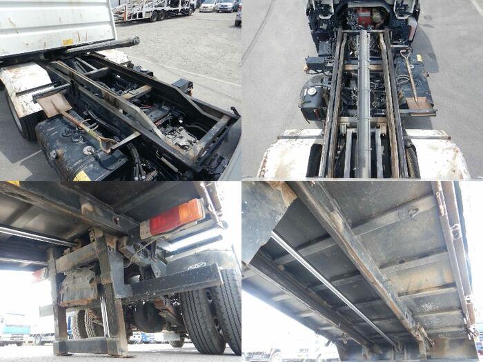 トヨタ ダイナ 小型 ダンプ ローダー コボレーン|架装 花見台  トラック 画像 トラックバンク掲載