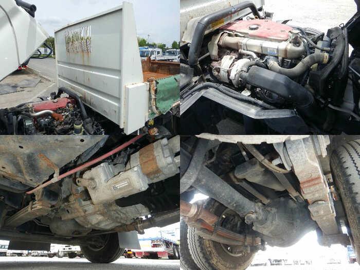トヨタ ダイナ 小型 ダンプ ローダー コボレーン|荷台 床の状態 トラック 画像 トラックサミット掲載