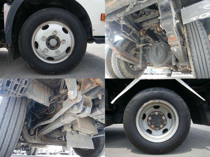 トヨタ ダイナ 小型 ダンプ ローダー コボレーン|型式 TKG-XZU620D トラック 画像 栗山自動車掲載