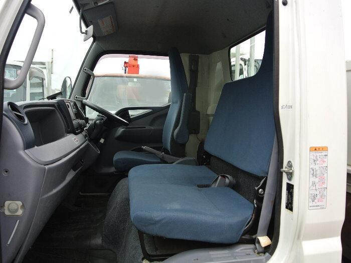 三菱 キャンター 小型 平ボディ TKG-FEB20 H27|架装  トラック 画像 トラックバンク掲載