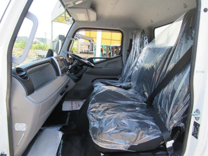 三菱 キャンター 小型 平ボディ 2PG-FEB50 |架装 パブコ トラック 画像 トラックバンク掲載